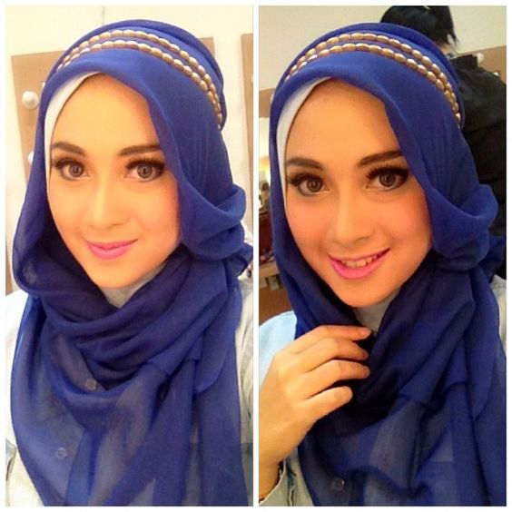hijab fashion style tutorial