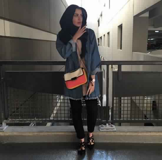20 Look Hijab Casual Inspirants4