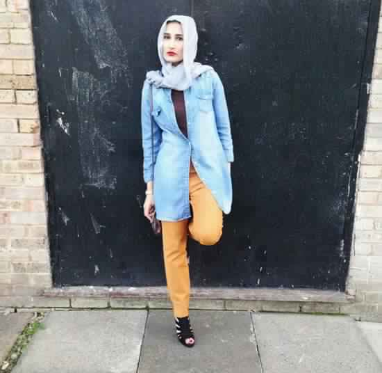 20 Look Hijab Casual Inspirants5