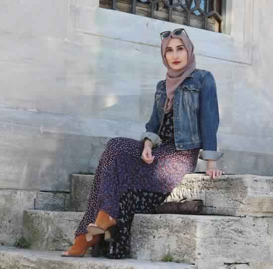 20 Look Hijab Casual Inspirants8