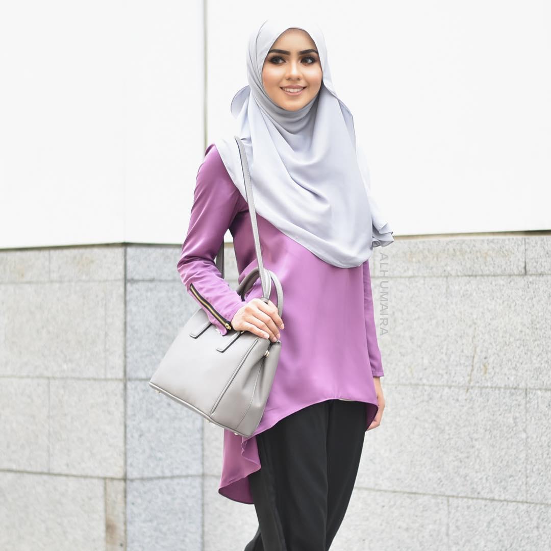 20 Look Hijab Moderne Selon L'Islam1