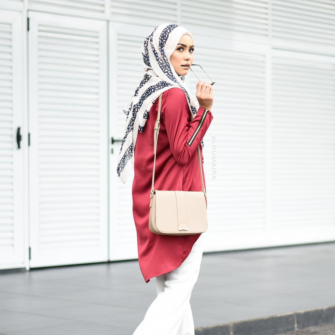 20 Look Hijab Moderne Selon L'Islam10
