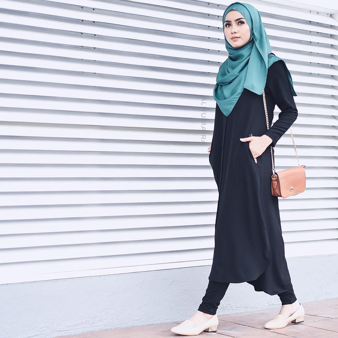 20 Look Hijab Moderne Selon L'Islam11