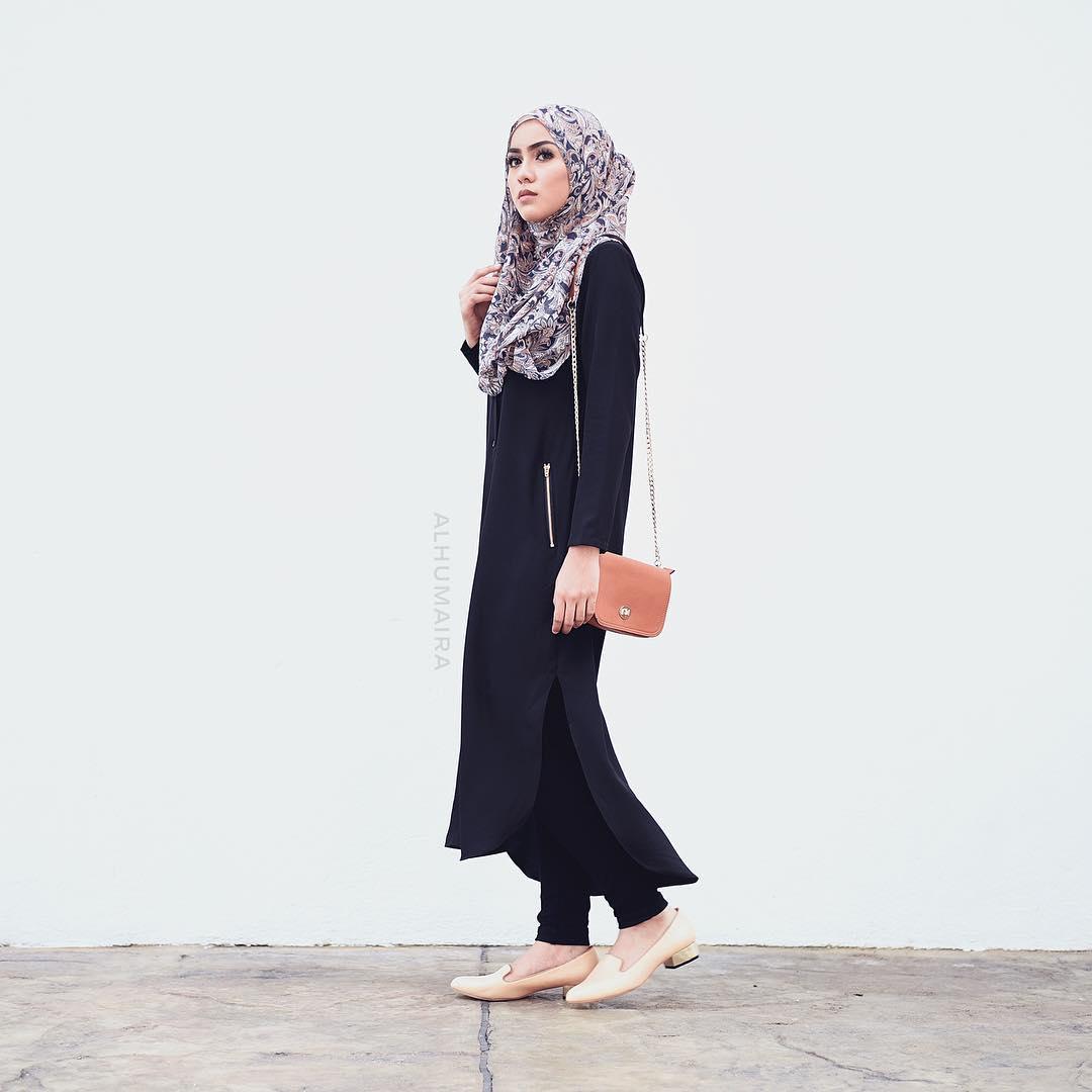 20 Look Hijab Moderne Selon L'Islam13