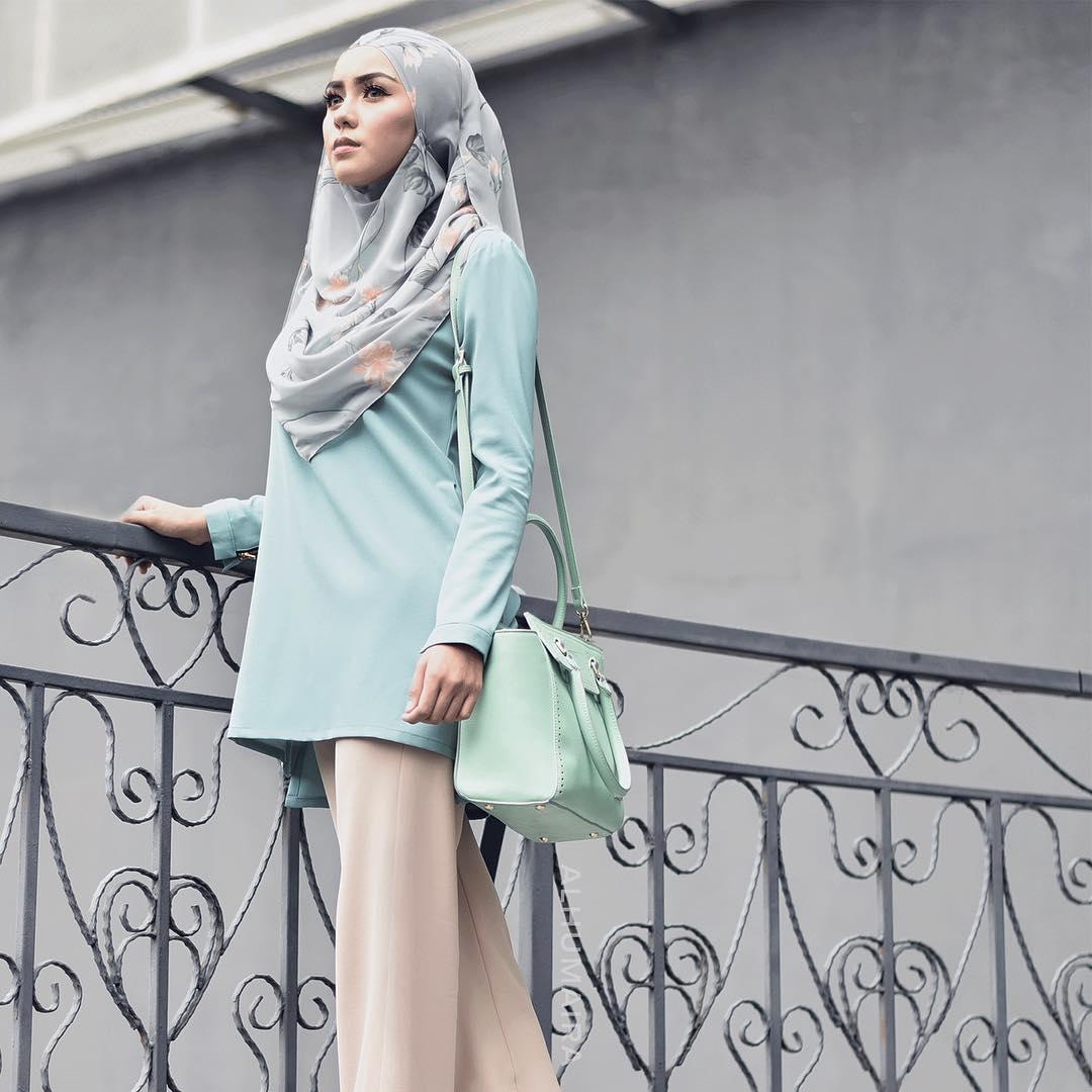 20 Look Hijab Moderne Selon L'Islam17