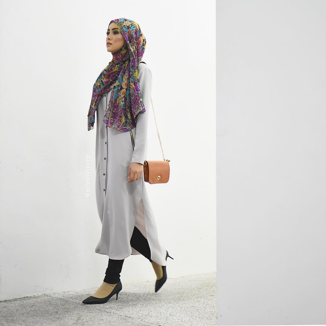 20 Look Hijab Moderne Selon L'Islam2