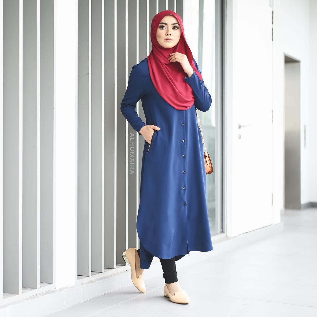 20 Look Hijab Moderne Selon L'Islam4