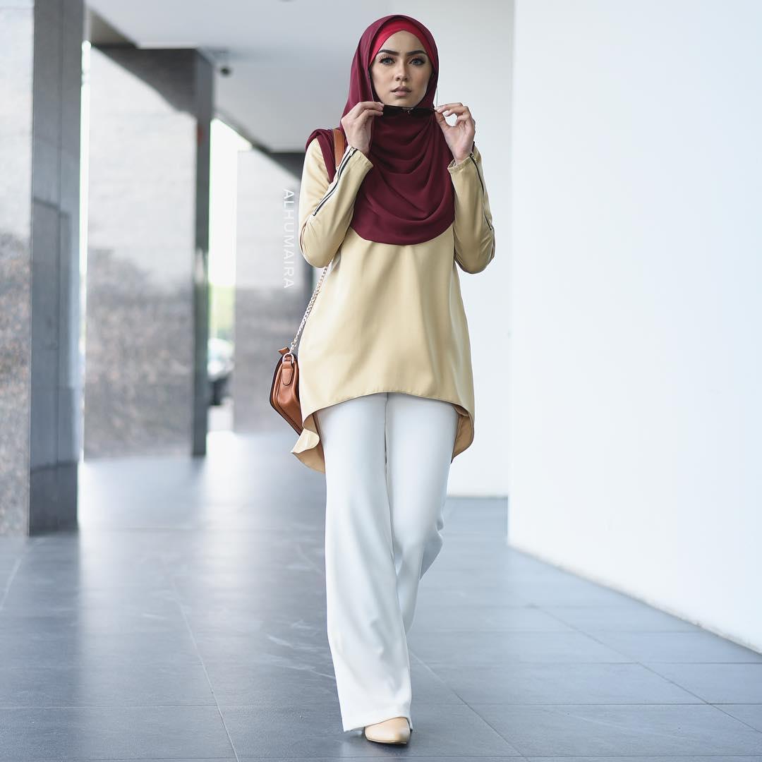 20 Look Hijab Moderne Selon L'Islam5