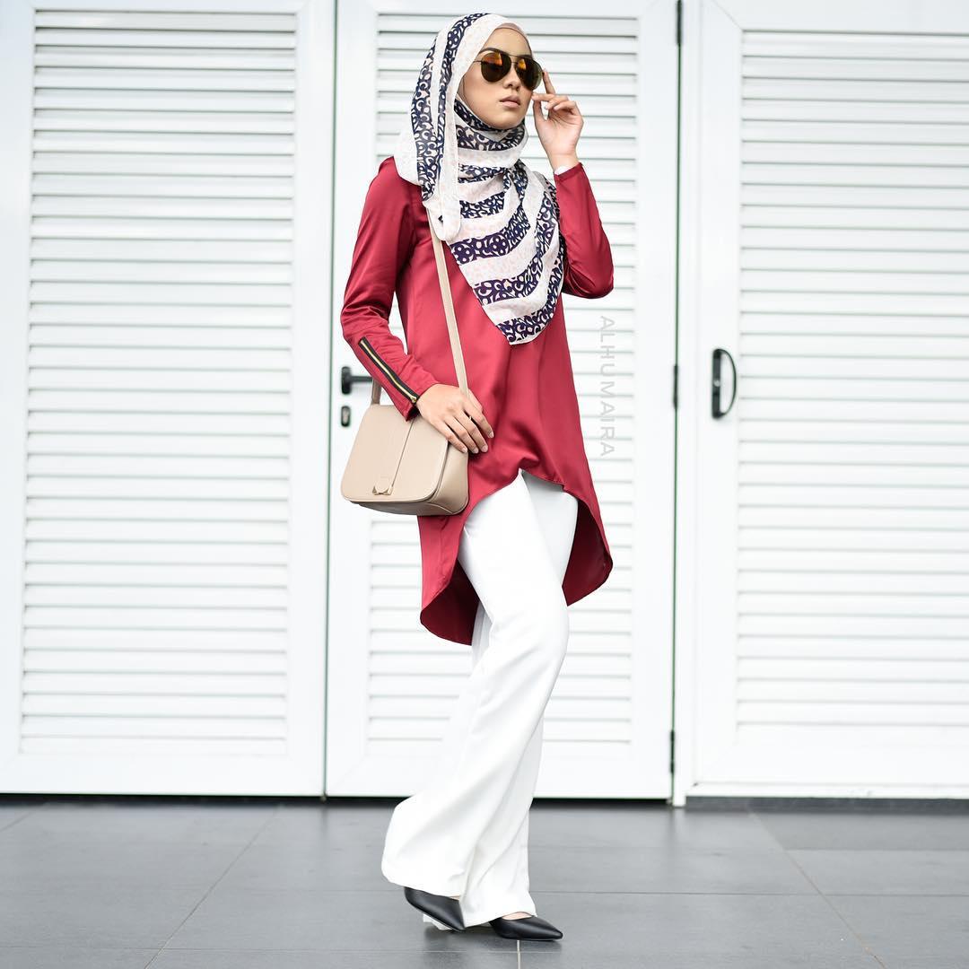 20 Look Hijab Moderne Selon L'Islam7