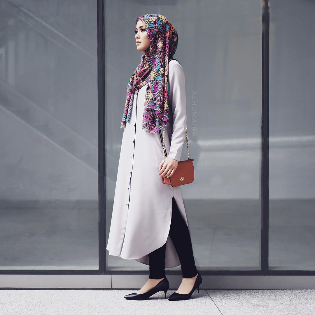 20 Look Hijab Moderne Selon L'Islam8