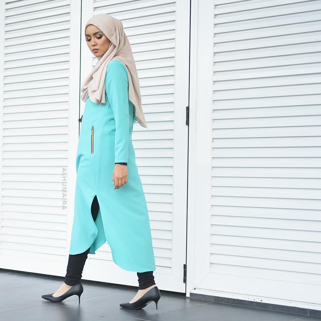 20 Look Hijab Moderne Selon L'Islam9