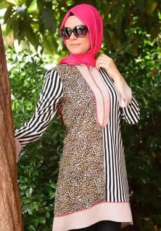 20 Styles Hijab inspirants3