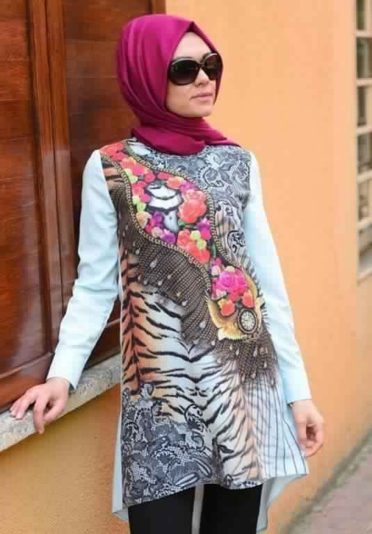 20 Styles Hijab inspirants7