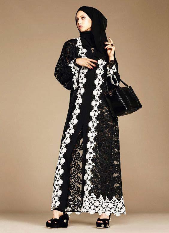 Accessoiriser Votre Abaya