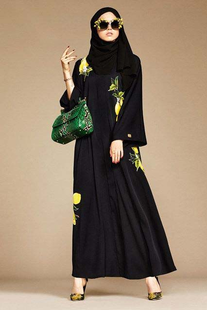 Accessoiriser Votre Abaya 10