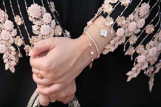 Accessoiriser Votre Abaya 13