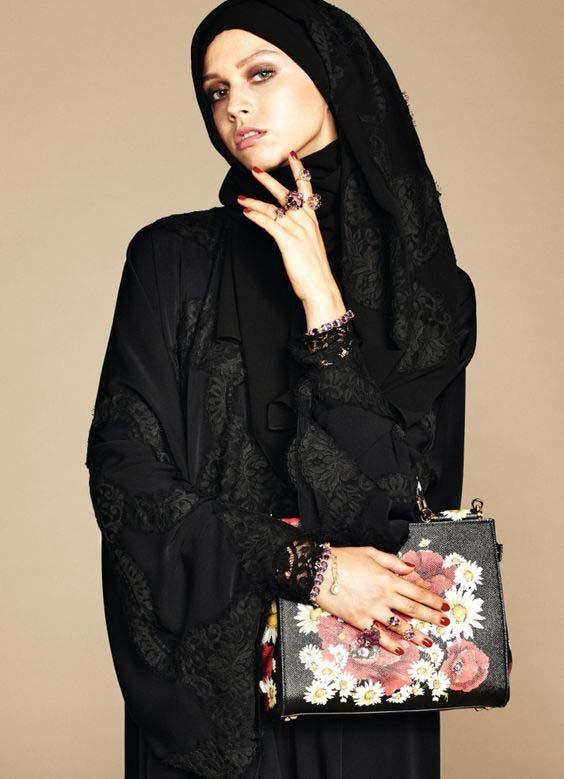 Accessoiriser Votre Abaya 16