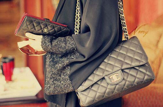 Accessoiriser Votre Abaya 17