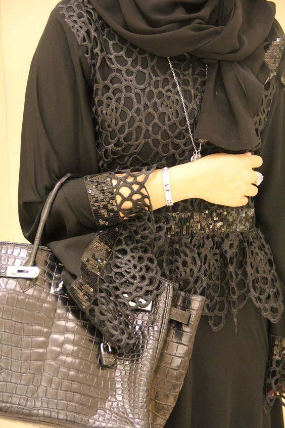 Accessoiriser Votre Abaya 5