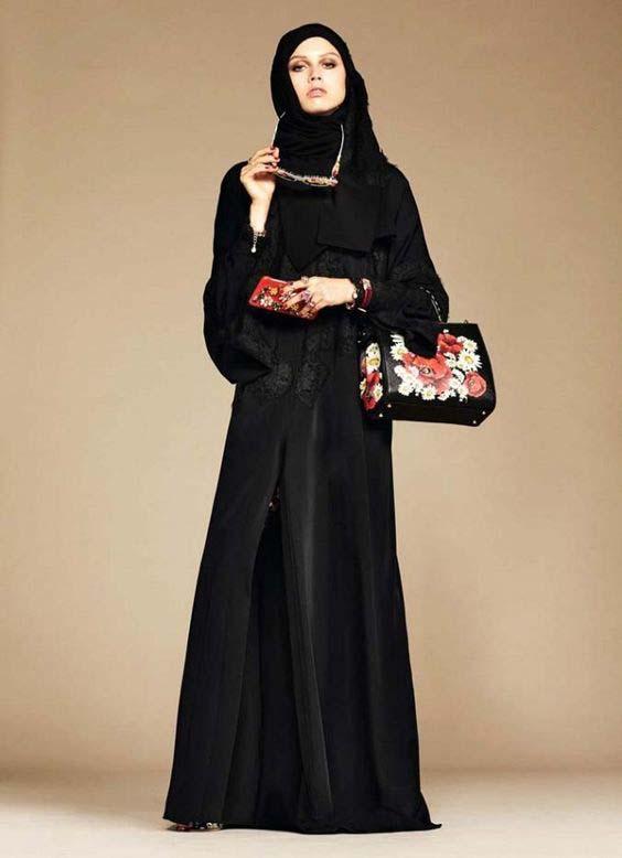 Accessoiriser Votre Abaya 7