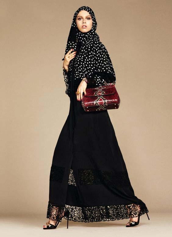 Accessoiriser Votre Abaya 8