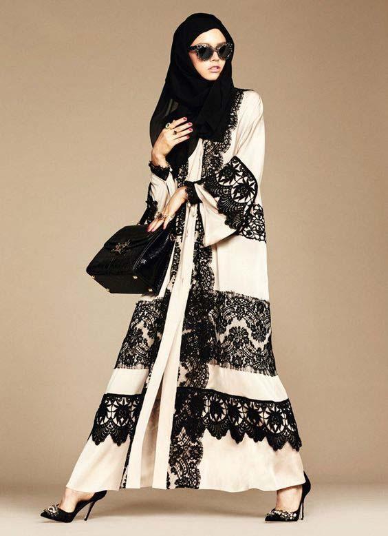 Accessoiriser Votre Abaya 9