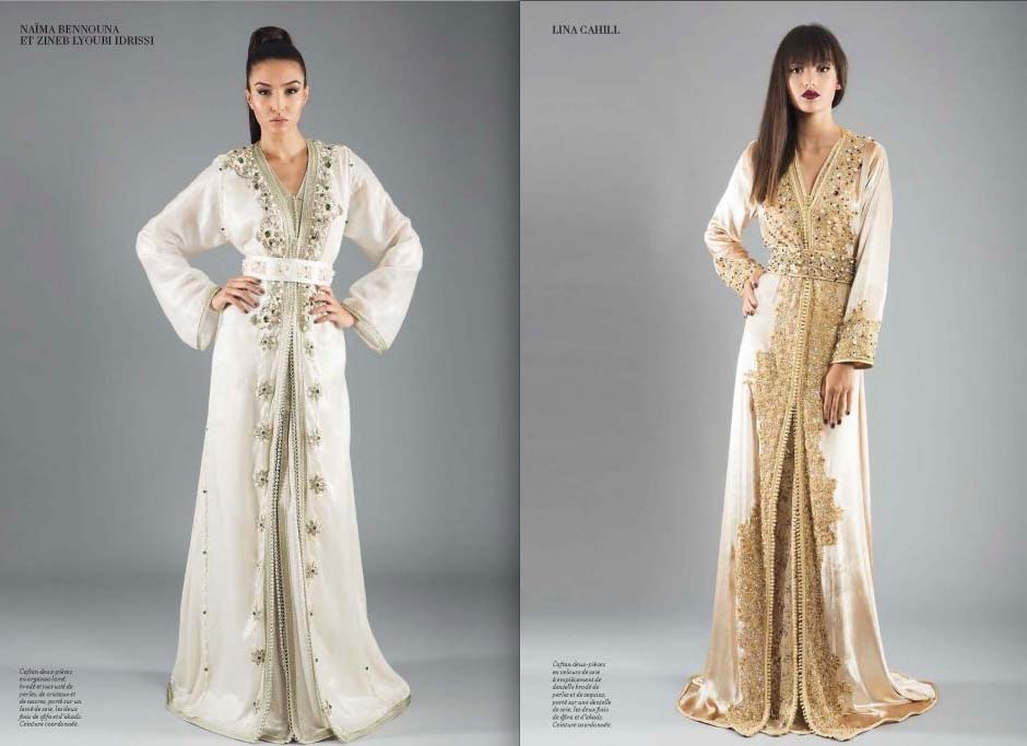 Caftan Marocain Moderne - 20 Modèles Inspirants - astuces