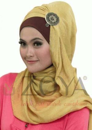 Couleurs Fashion pour Hijab 3
