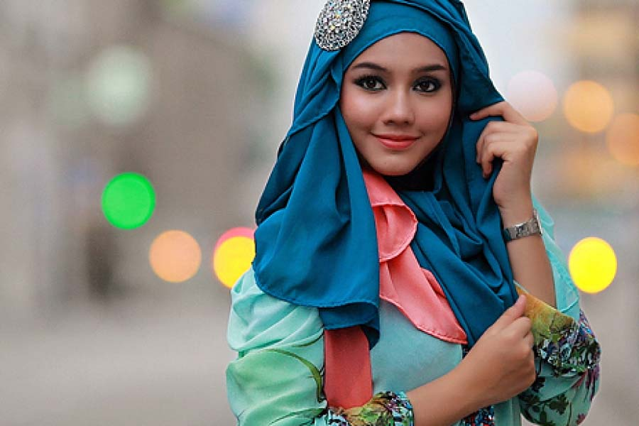 Hijab Fashion 4