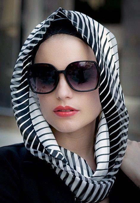 Hijab Lunette11