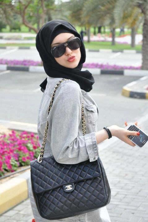 Hijab Lunette9