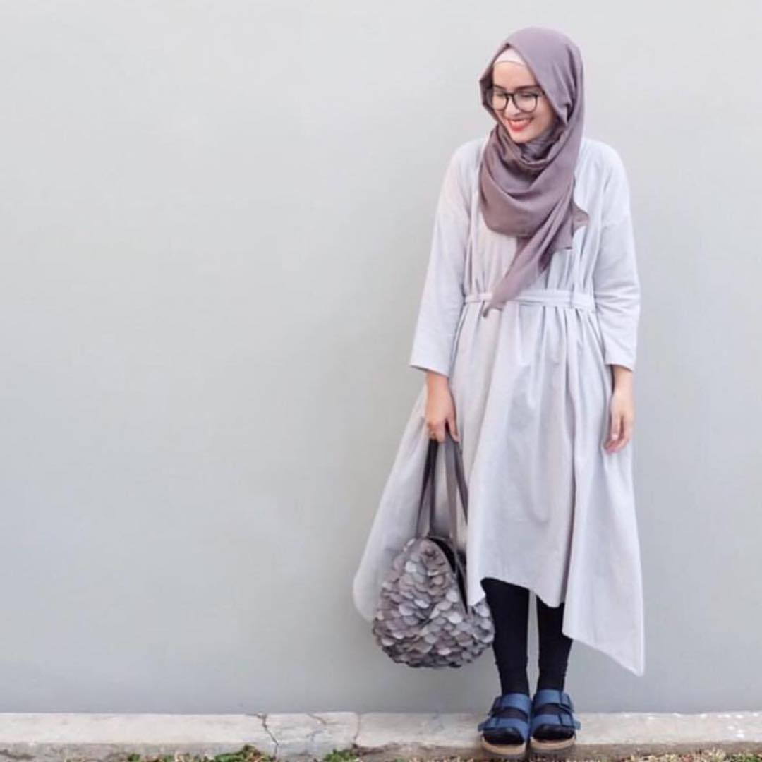 Look Hijab Couleurs Du Printemps1