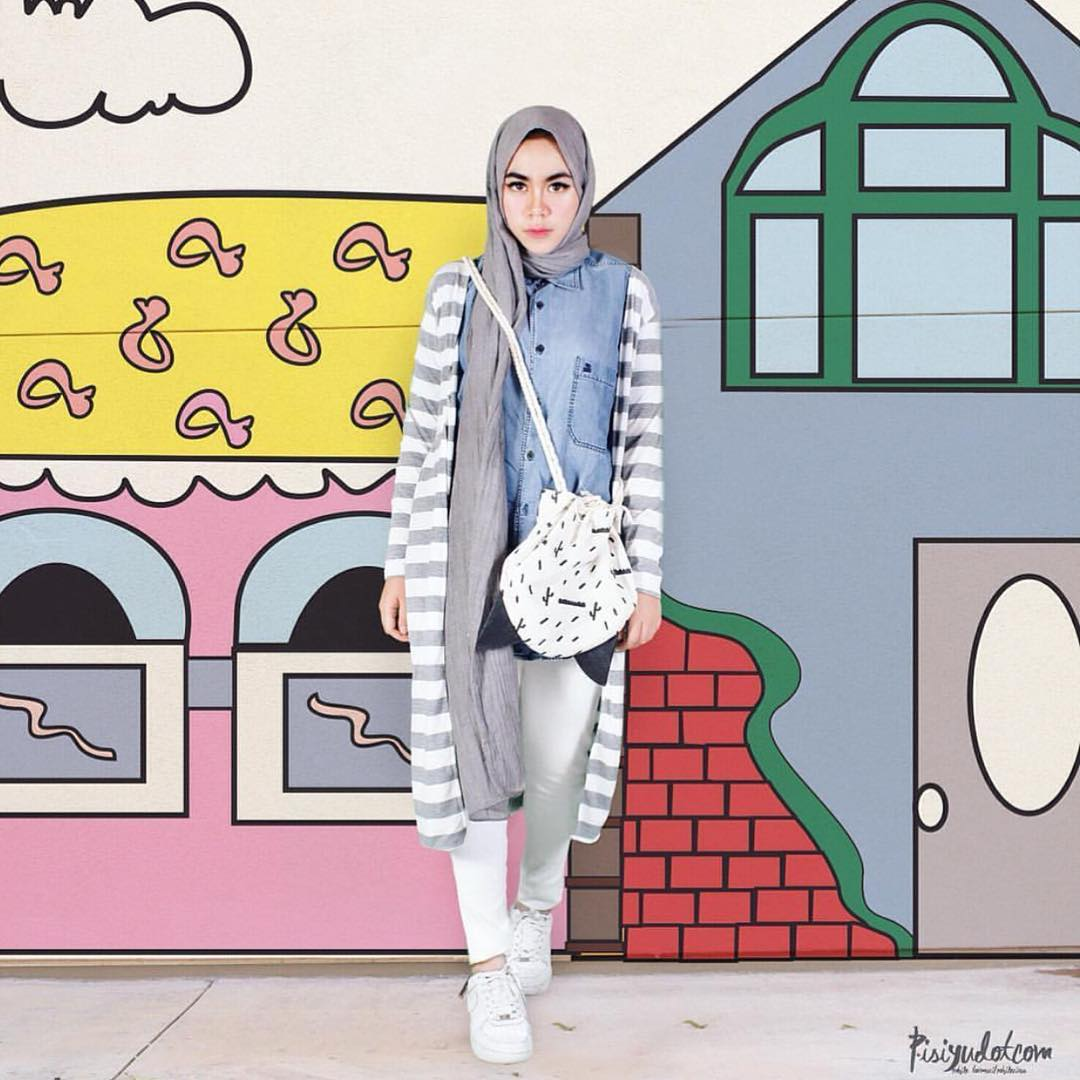 Look Hijab Couleurs Du Printemps12