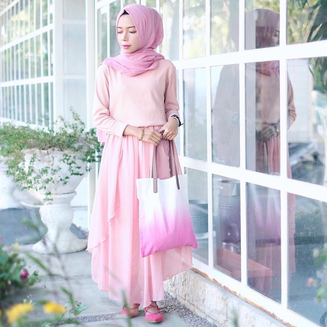 Look Hijab Couleurs Du Printemps21