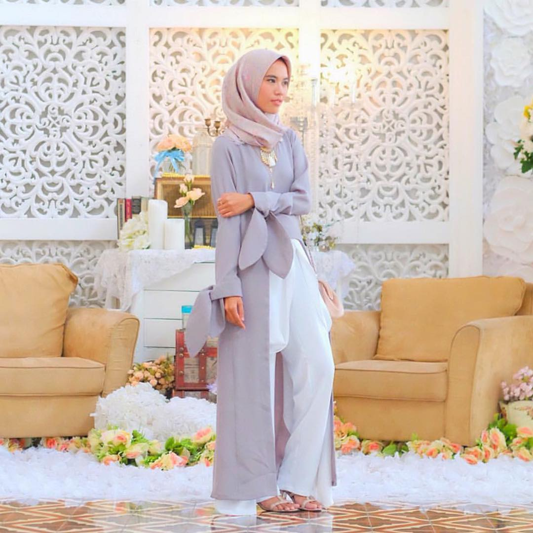 Look Hijab Couleurs Du Printemps23