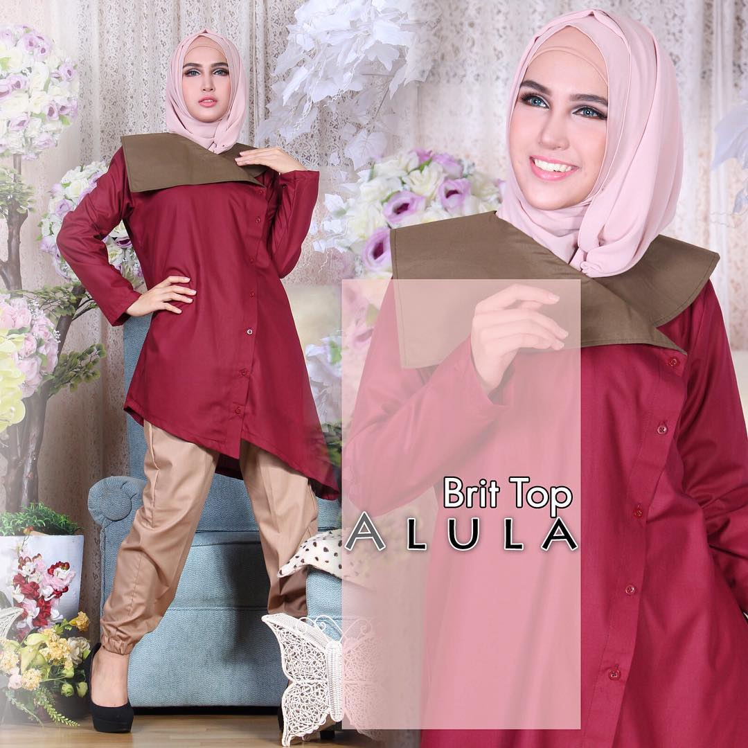 Look Hijab Fashion 18
