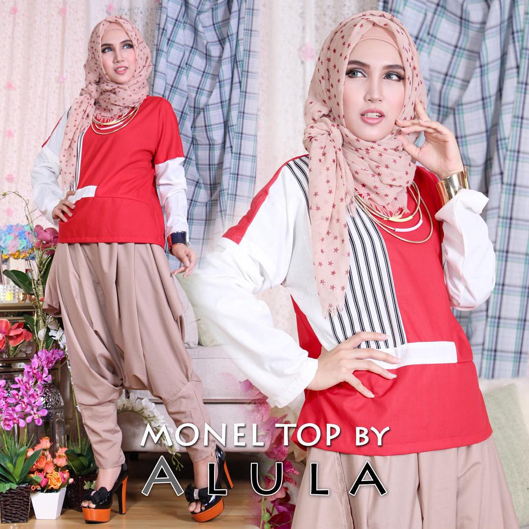 Look Hijab Fashion 21
