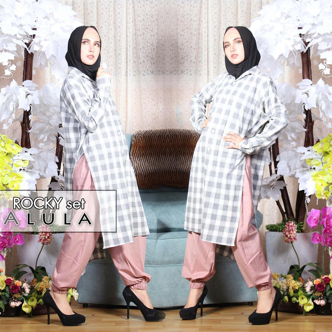 Look Hijab Fashion 25
