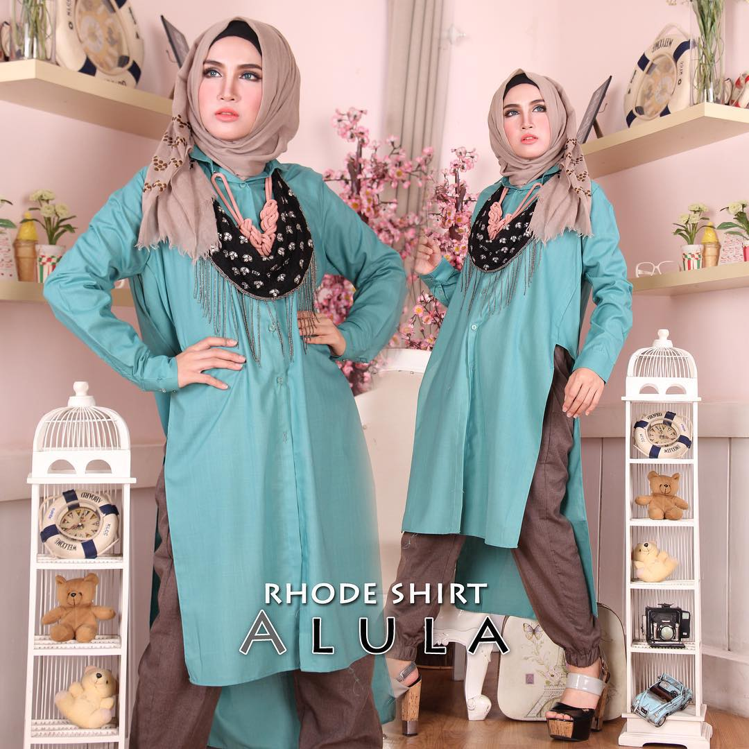 Look Hijab Fashion 7