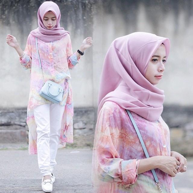mode hijab printemps  t 2016 30 photos inspirantes