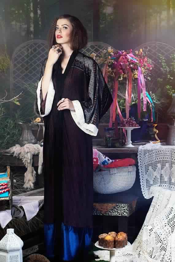 Nouvelle Collection Abaya 4