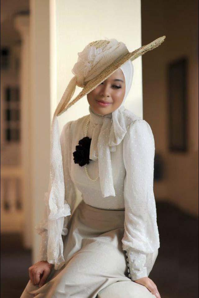 Quel Chapeau Porter Avec Le Hijab10