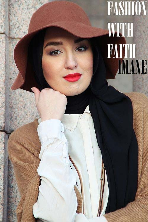 Quel Chapeau Porter Avec Le Hijab15
