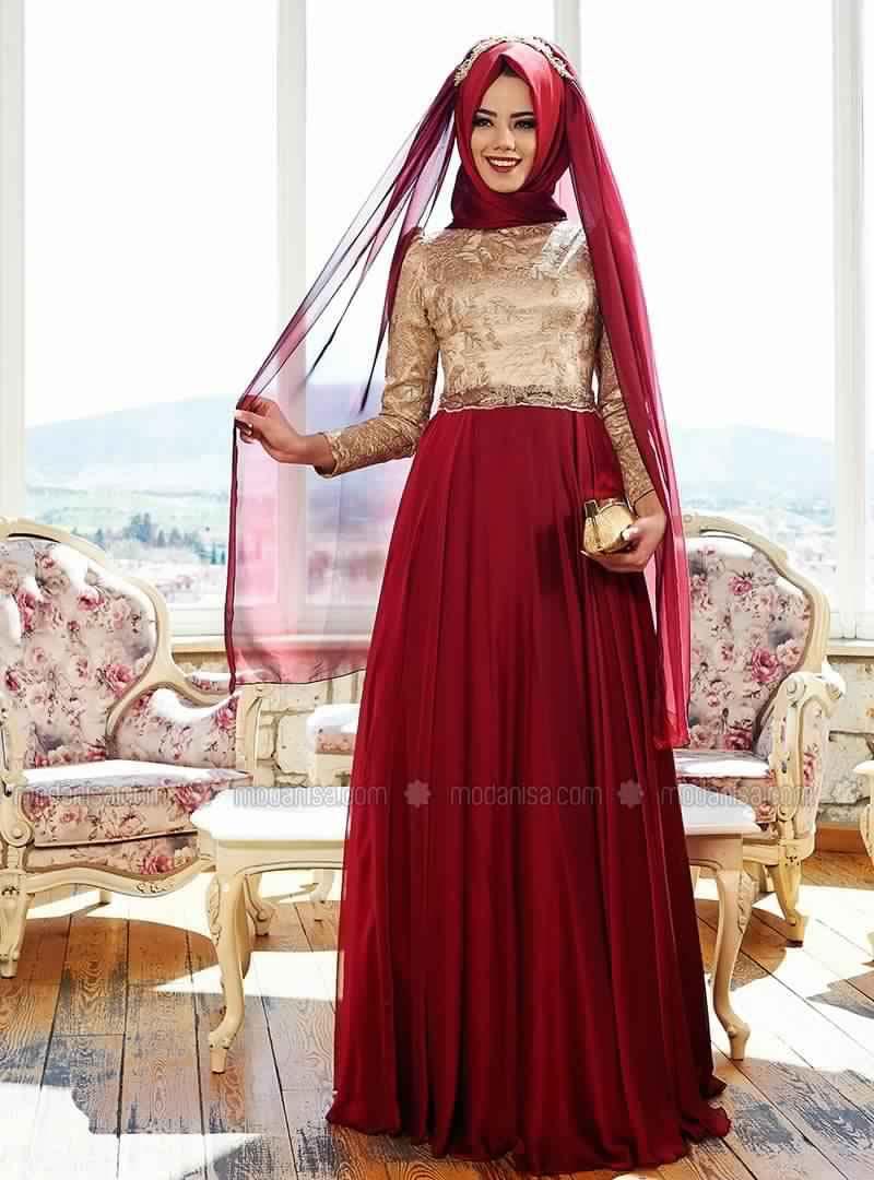 Robe De Soirée Femme Voilée6