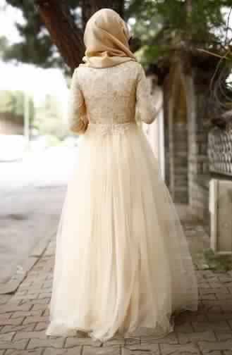 Robe De Soirée Princesse1