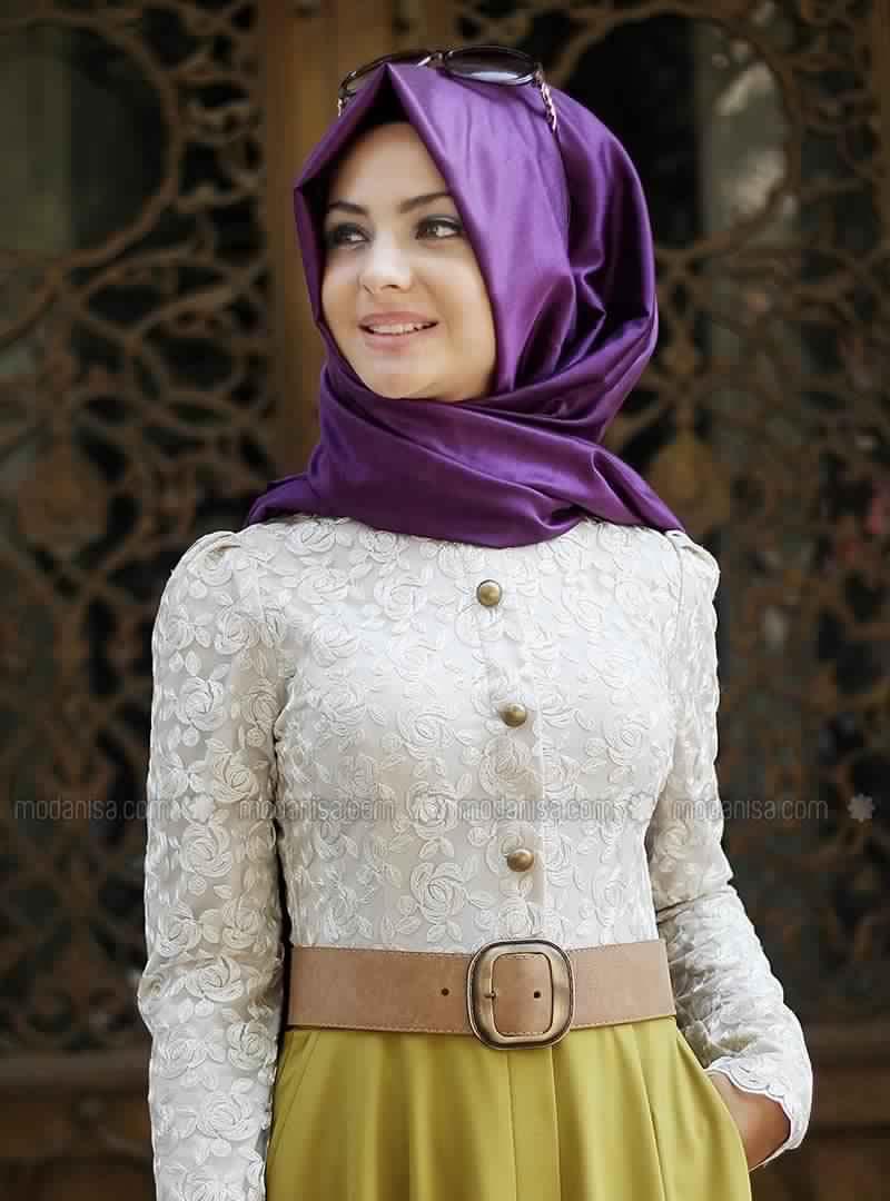 Robe Sublime Pour Femme Voilée
