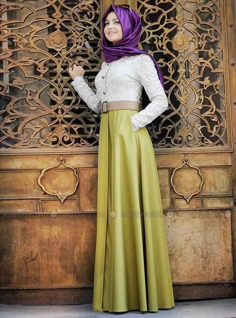 Robe Sublime Pour Femme Voilée1