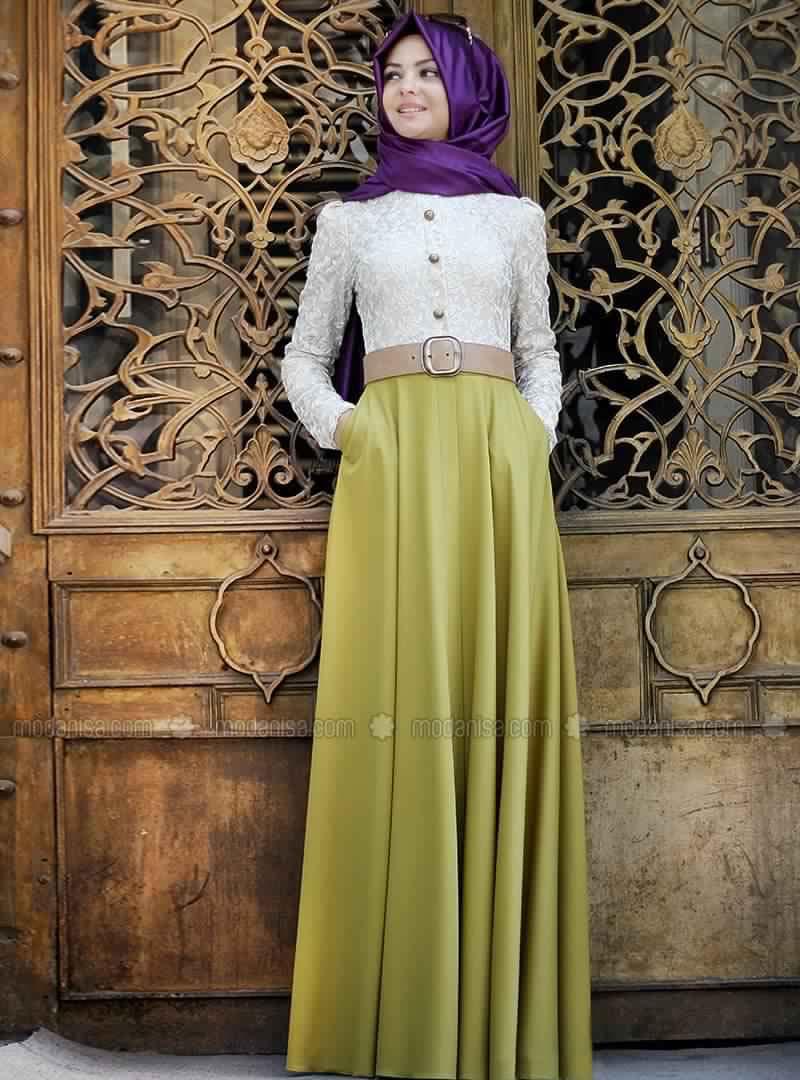 Robe Sublime Pour Femme Voilée2