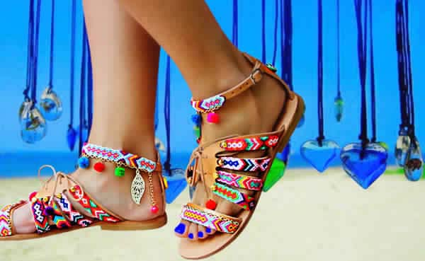Sandales grecques1