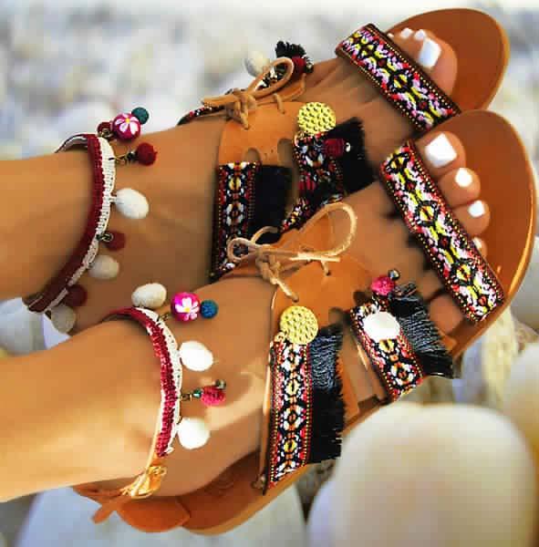Sandales grecques4